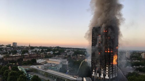 Press release: The Good Law Project sets up a Trust for victims of the Grenfell Disaster