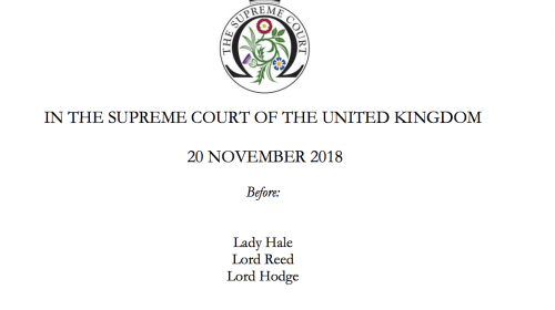 The Supreme Court rejects the government's attempt to stop our Article 50 case